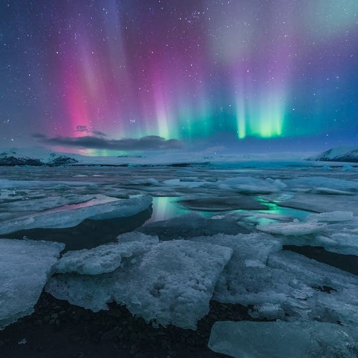 2 i 1-rabatpakke med flerdagesture | Alle nationalparker og isgrottevandring