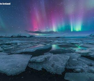 冬のセット割|ゴールデンサークル、氷の洞窟、2Dayスナイフェルスネス半島 2in1