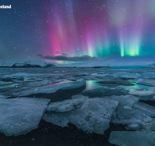 2 w 1, pakiet ze zniżką   3 parki narodowe i jaskinia lodowa
