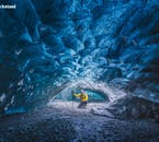 Expert glacier guides will escort you through the ice caves of Vatnajökull to ensure your comfort, safety and enjoyment.