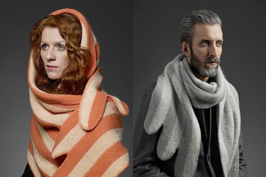 冰岛设计品牌-主打羊毛配件