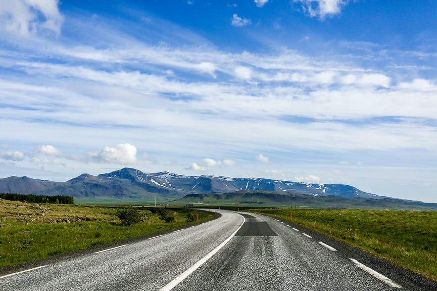 Road Trips in Iceland