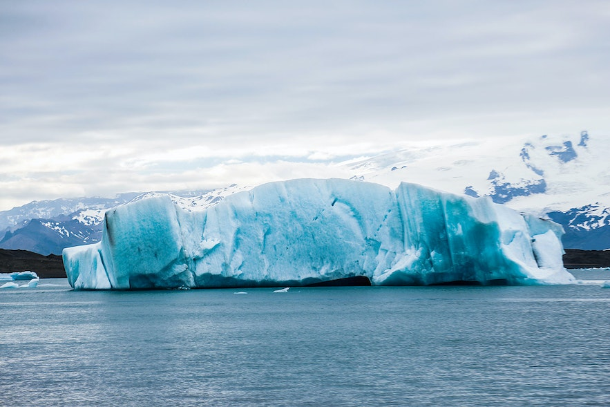 Glacier Lagoon on the Ring Road