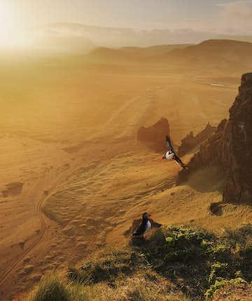 7月的冰岛|穿衣、气候和旅行攻略
