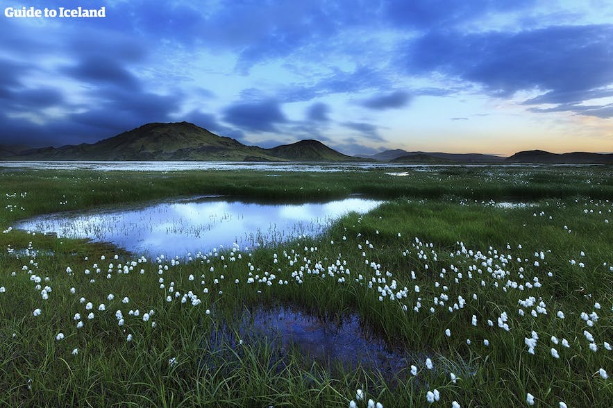 Landmannalaugar is open in summer for all.