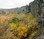 アイスランドのアゥスビルギ渓谷は自然にU字型をする珍しいスポット