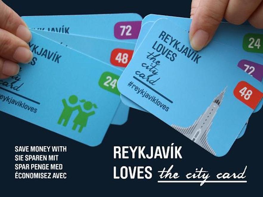 雷克雅未克城市卡