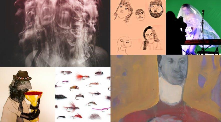雷克雅未克的艺术博物馆与摄影展