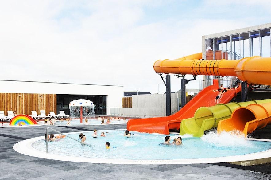 Lagafellslaug泳馆