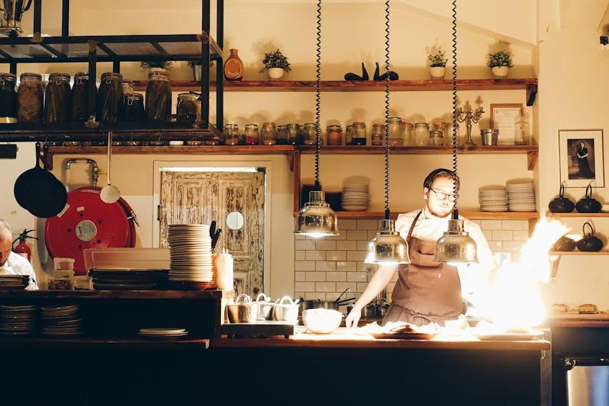 冰岛matur og drykkur餐厅