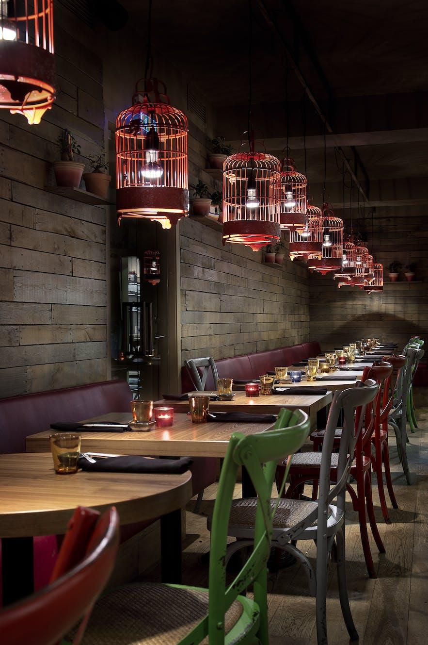 冰岛sushi social餐厅