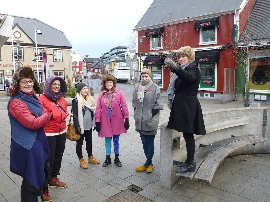 A food tour in the heart of Reykjavik, Iceland