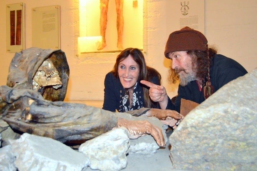 The Museum of Icelandic Witchcraft and Sorcery in the Westfjords, Iceland / Photo by: Regína Hrönn Ragnarsdóttir