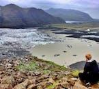 Vatnajökull National Park will provide fantastic views over the region's glacial lagoons.