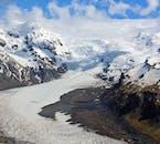 Excursion vers Skaftafell depuis Reykjavik - Guide francophone le samedi en été