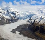 Vatnajökull National Park is known for its epic glaciers, otherwise referred to as ice caps.