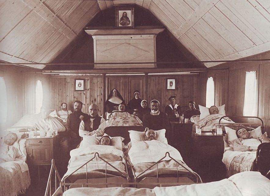 To zdjęcie powstało między rokiem 1897 a 1902.
