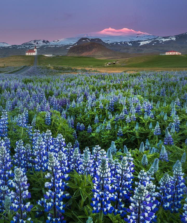 Il est bon de s'équiper pour toutes les météos en Islande au mois de mai