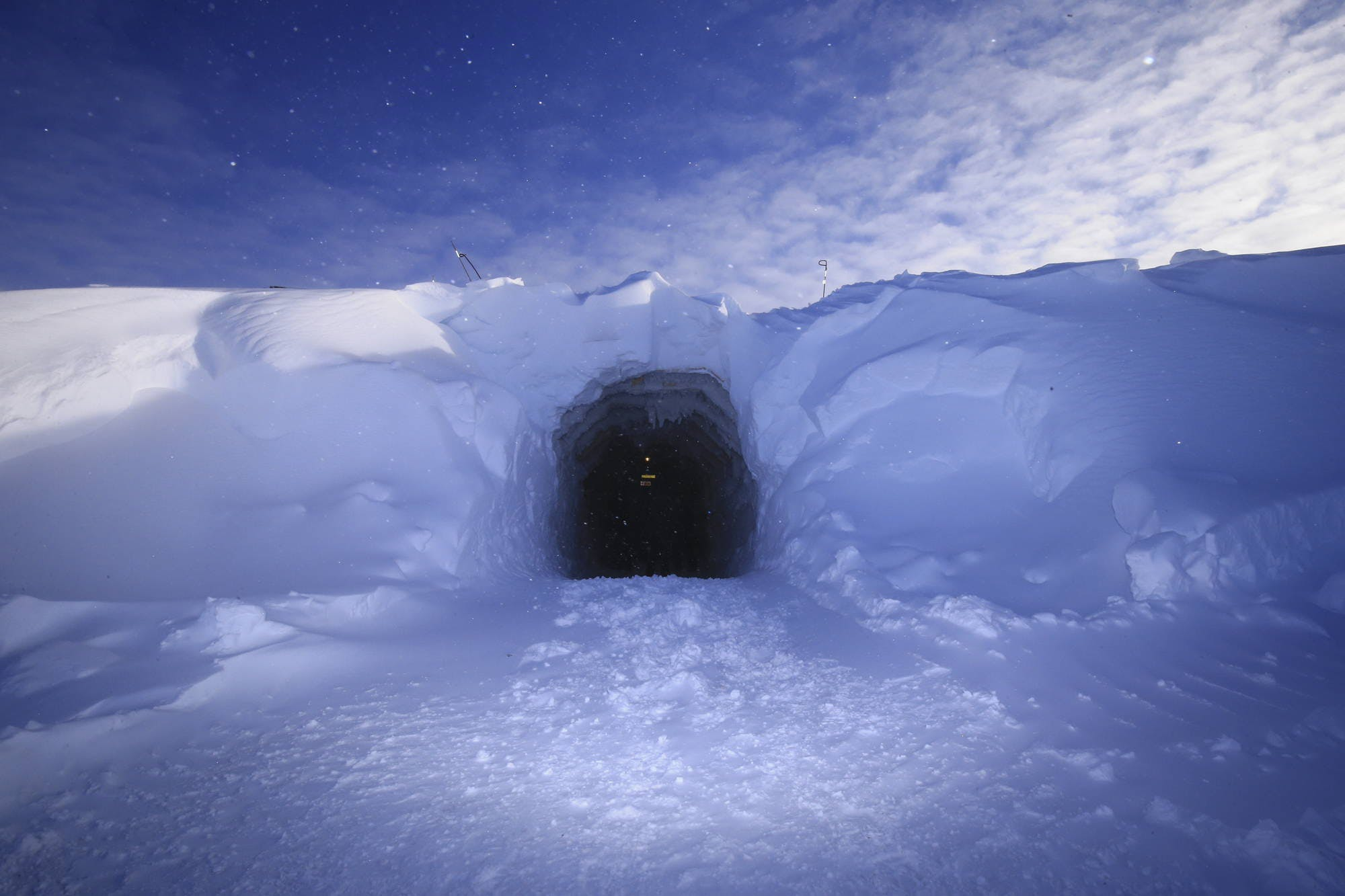 Deep into the Glacier   Ice Tunnel Tour into Langjökull Glacier