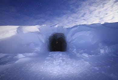 Wejdź do lodowca | Niezwykły tunel w Langjokull