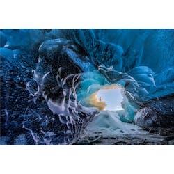 Iurie Belegurschi Photography Ice Caves logo