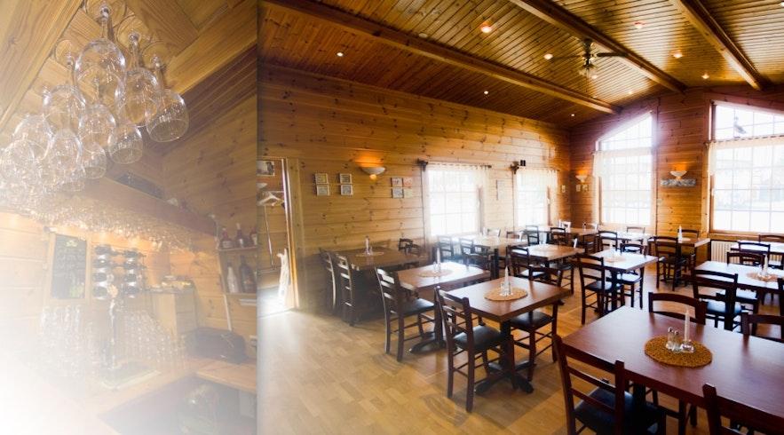 冰島赫本龍蝦餐廳 Kaffi Hornid