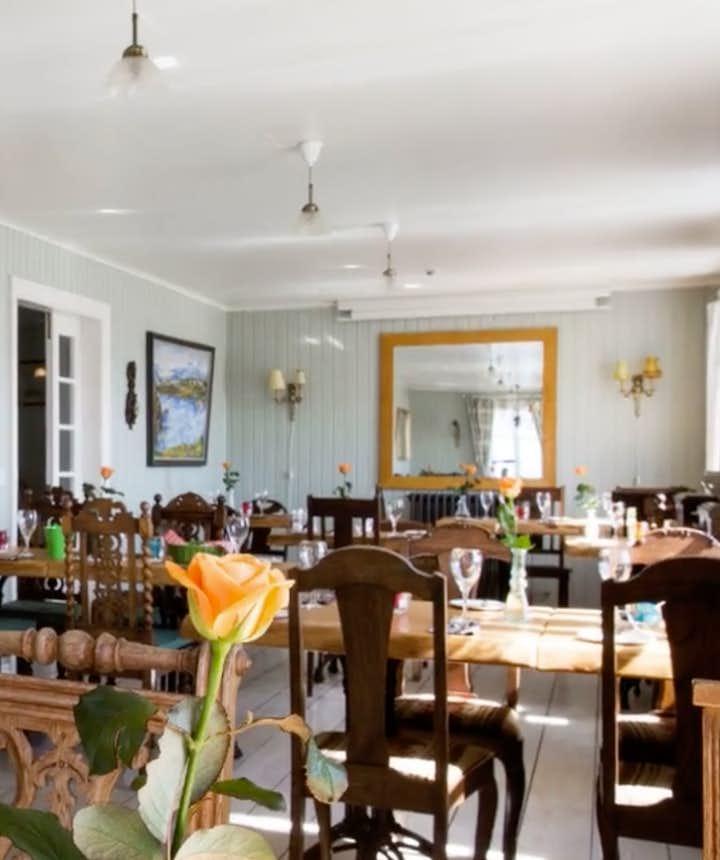 冰島Hofn 龍蝦餐廳Nyhofn