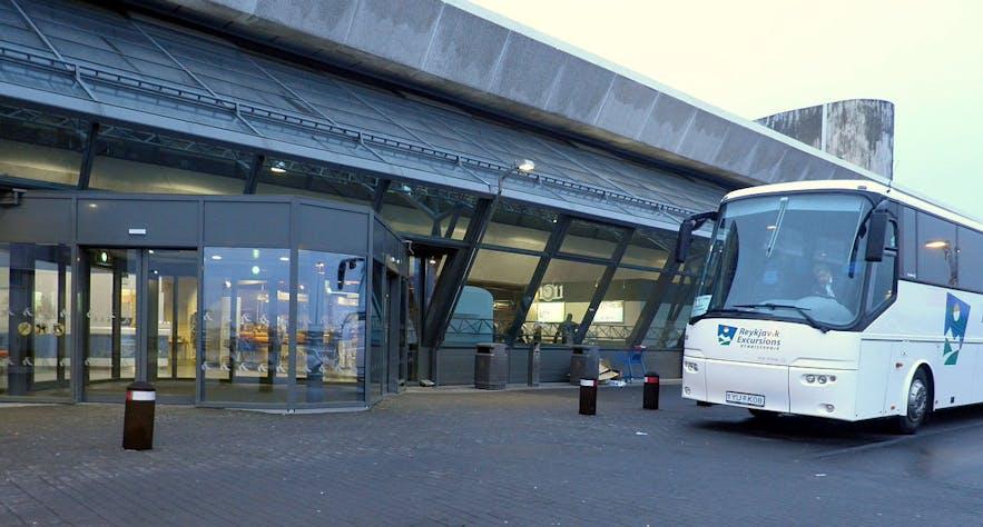冰島國際機場Flybus
