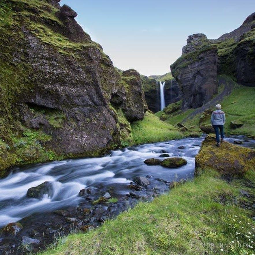 ไอซ์แลนด์ในเดือนเมษายนมีนักท่องเที่ยวน้อย