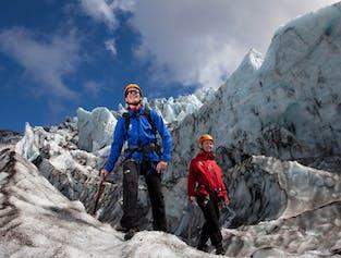 現地集合|スカフタフェットルでの氷河探検(健脚者向け)