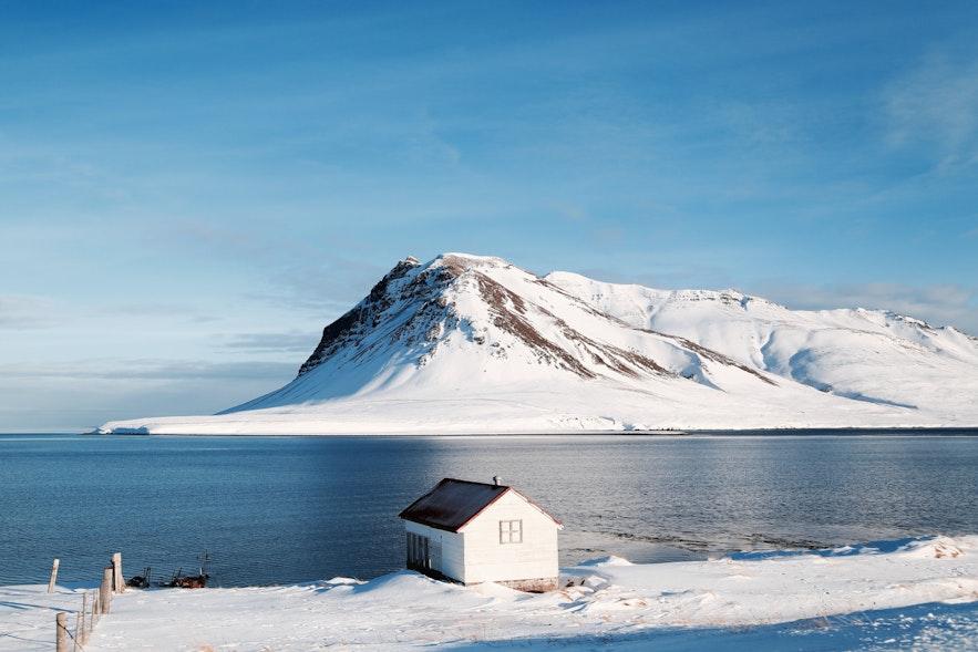 冰島西部斯奈山峽灣