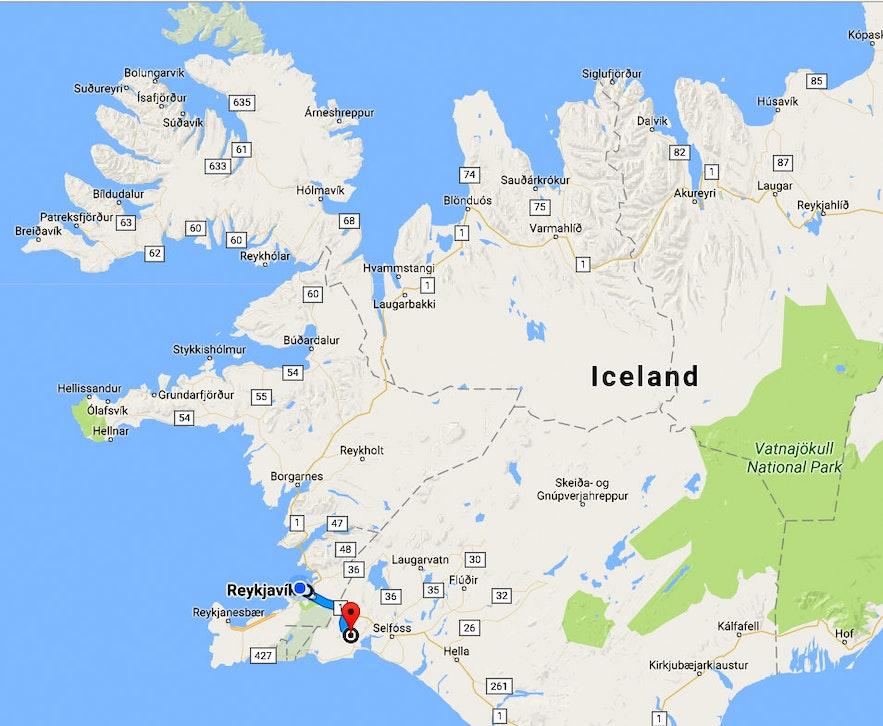The Lava Tunnel: The Extraordinary Raufarhólshellir Lava Cave in South Iceland