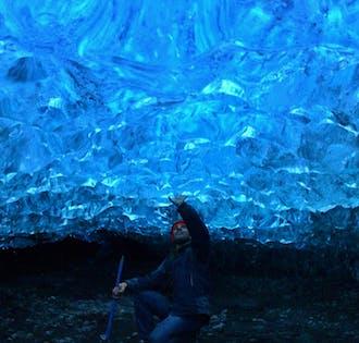 ทัวร์ชมถ้ำน้ำแข็งธรรมชาติ   เบีรยดาแมร์คุร์โจกุล