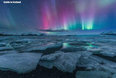 8 dni, samodzielna podróż   Dookoła Islandii zimą i polowanie na zorzę