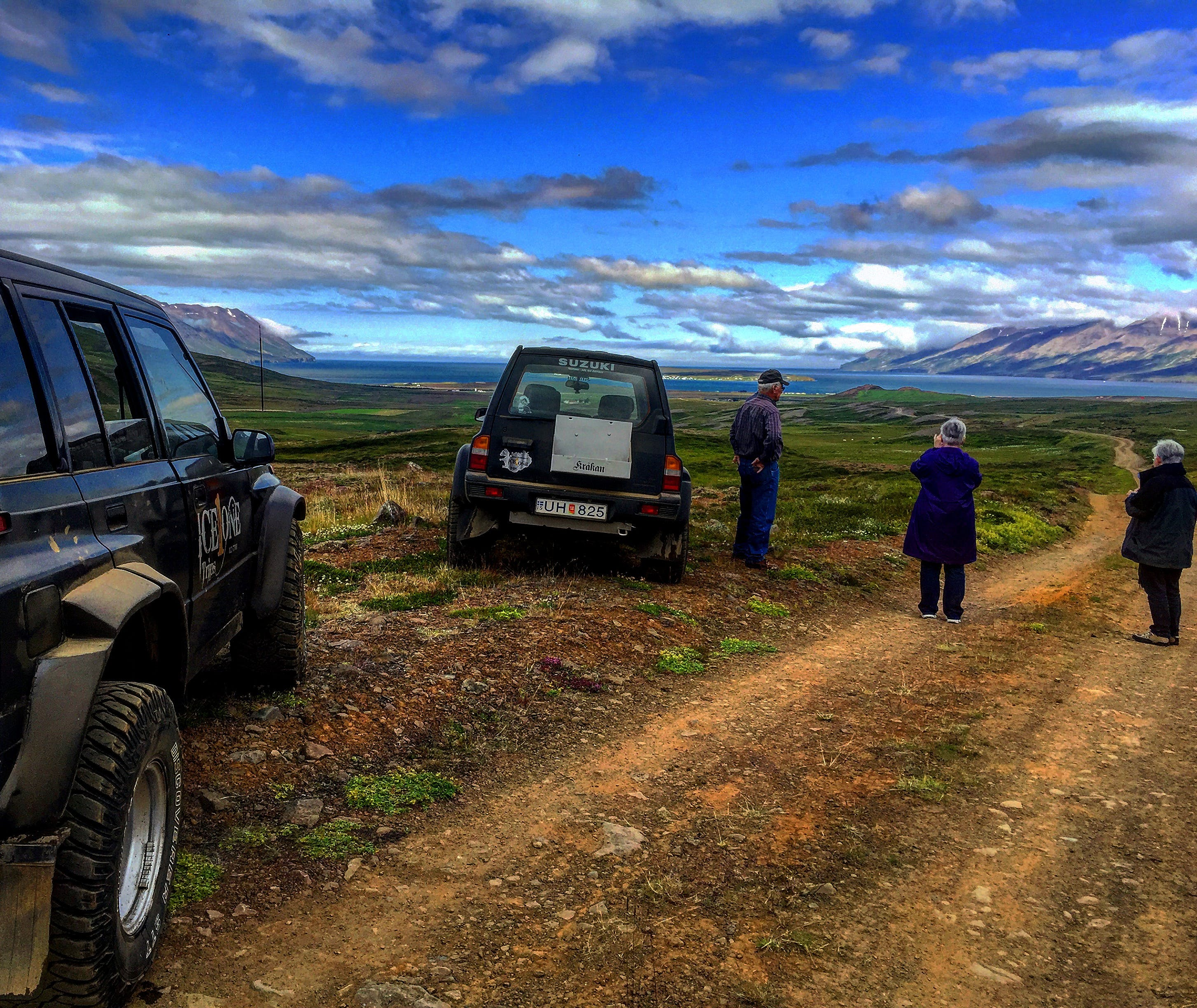 Jeep Safari & Local Beer | Eyjafjorður fjord and the Kaldi Beer Baths