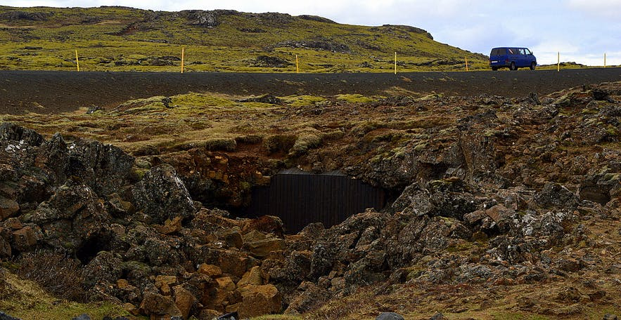The Lava Tunnel: The Extraordinary Raufarhólshellir Lava Cave in South Iceland