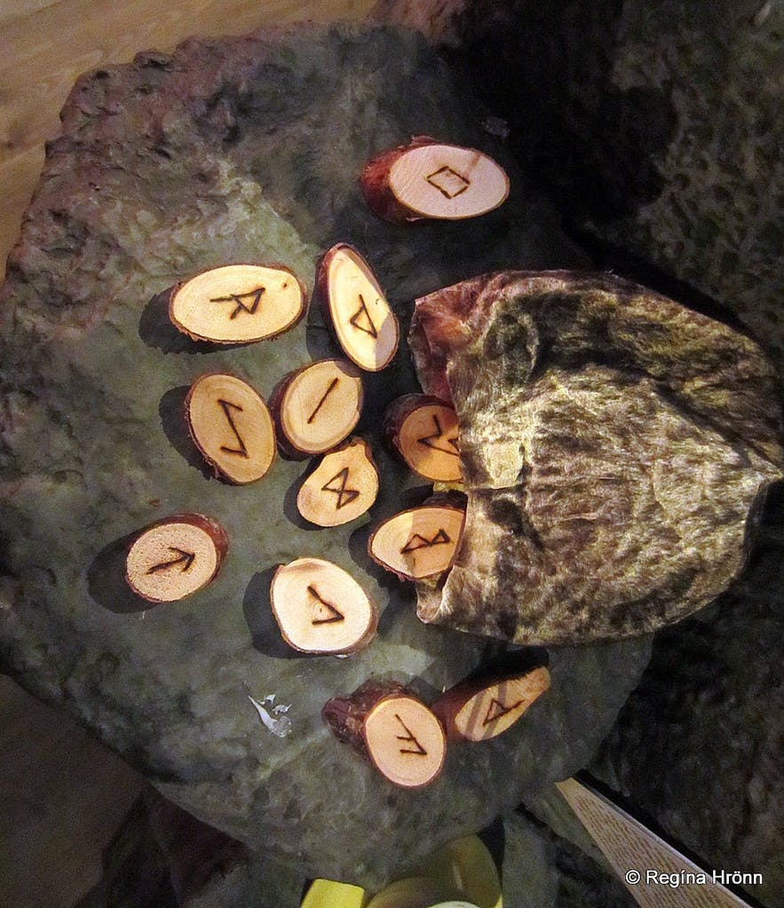 Runes in the Museum of Prophecies