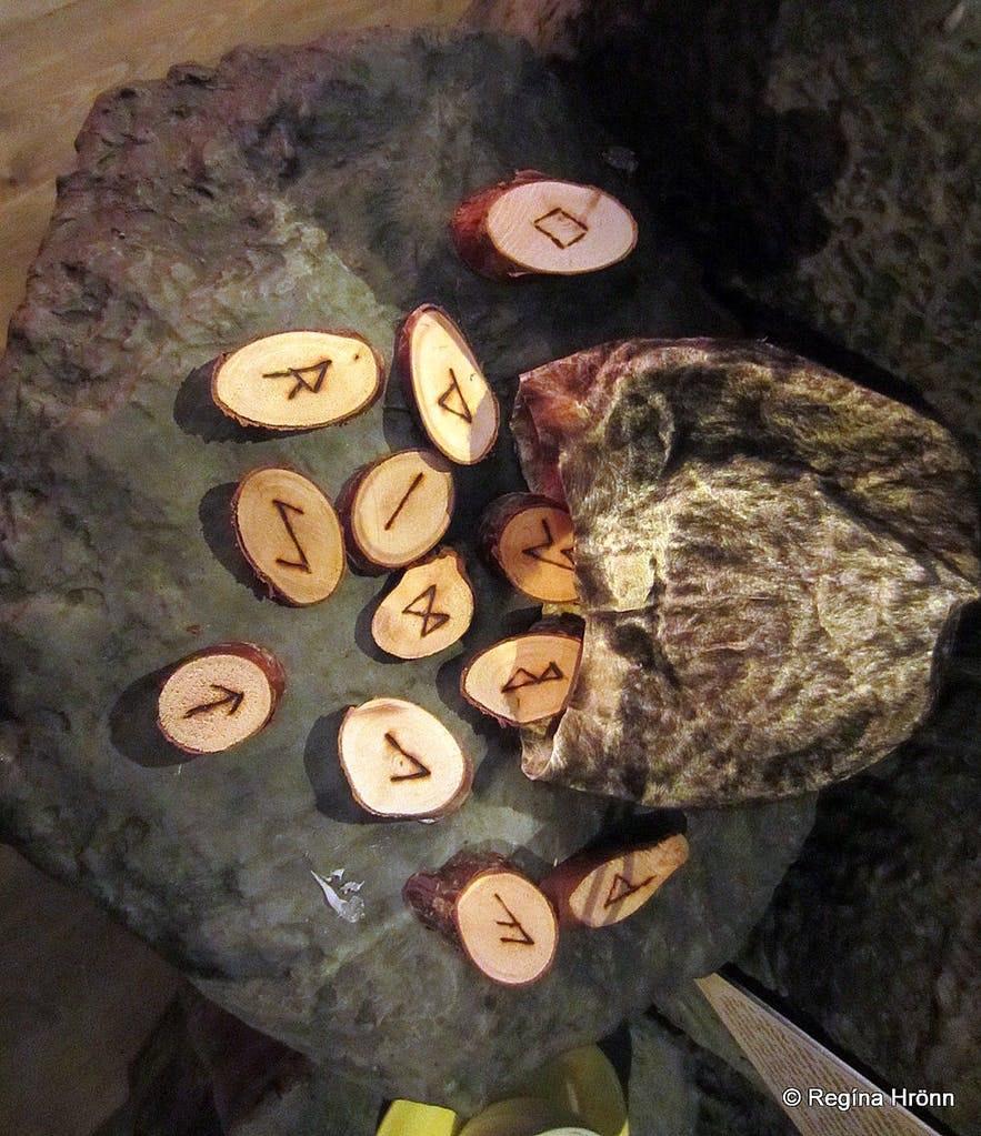 Runes in the Museum of Prophecies
