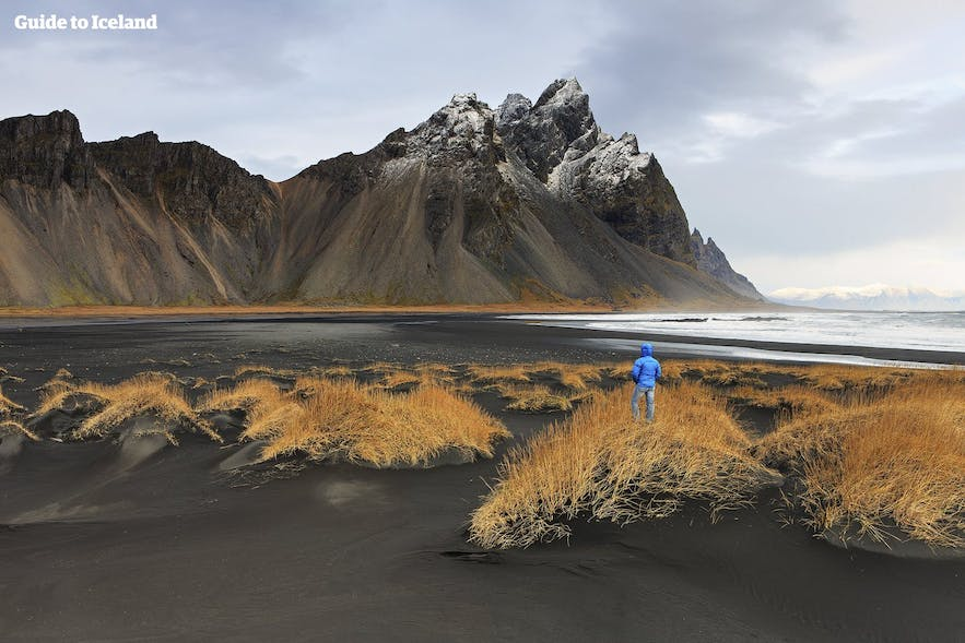 The gabbro mountain Vestrahorn