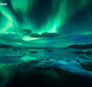 Tour guiado de 8 días en invierno | Alrededor de Islandia