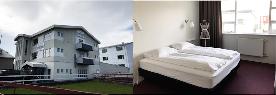 冰島西人島住宿Hamar Guesthouse