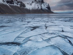 Tour guidato invernale di 7 giorni | Giro dell'Islanda e volo di ritorno a Reykjavik
