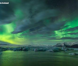 แพ็คเกจ 6 วัน ฤดูหนาวพร้อมไกด์พาเที่ยว| ไฮไลท์ไอซ์แลนด์ตอนใต้ ตะวันออก & เหนือ