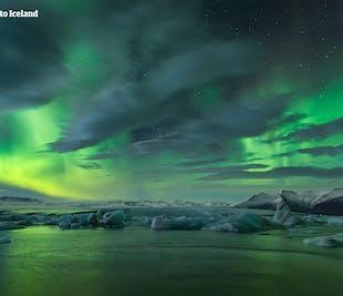 Tour guiado de 6 días en invierno | Lo mejor del sur, el este y el norte de Islandia
