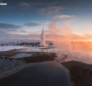 Circuit hivernal de 6 jours   Voyage sous les aurores boréales
