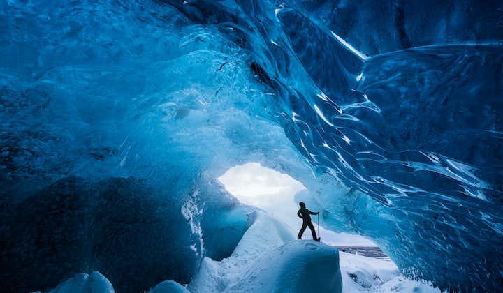 6-дневный зимний тур   Путешествие вокруг Исландии в маленькой группе