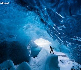 Tour guiado de 6 días en invierno | Alrededor de Islandia en grupo pequeño