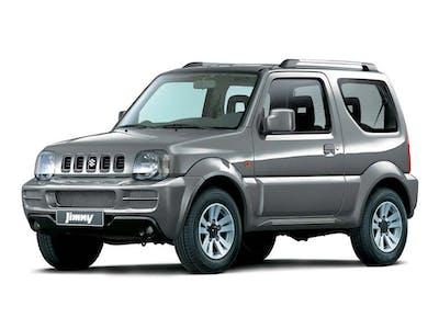 Suzuki Jimny 2014- 2012