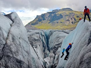 Ice Climbing Adventure Tour   Departure from Skaftafell