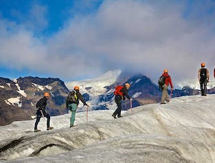 Full Day Glacier Hike Adventure | Departure from Skaftafell
